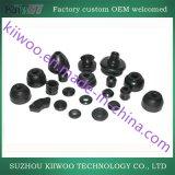 Respingente su ordinazione della gomma di silicone di assorbimento di scossa