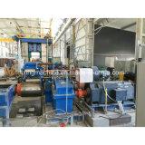鋼鉄圧延機または版の圧延製造所装置