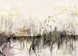 Картина маслом картины пейзажа конспекта украшения высокого качества домашняя