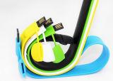 Bracelete impermeável do USB do logotipo feito sob encomenda, dispositivo do USB do silicone