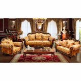 Hölzernes Sofa für Wohnzimmer-Möbel stellte ein (D929B)