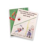 Impression polychrome de livre d'histoire d'enfants de Customzied de vente chaude