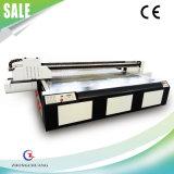 빛 가이드 천장판 인쇄 기계 디지털 UV 잉크 평상형 트레일러 인쇄 기계