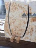 Il ponticello del collegare del diamante di CNC ha veduto le figure di pietra differenziate taglio