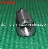 Часть заварки нержавеющей стали высокой точности фабрики ISO подвергать механической обработке CNC