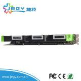 Cartão externo barato do jogo dos gráficos de China Nvidia Geforce Gtx1080 8GB DDR5 256bit