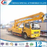 공중 Paltform 작동되는 트럭 12 미터 14m 수직 상승