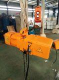 Phase 3 treuil d'élévateur de 5 tonnes avec limiteur de surcharge