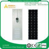 indicatore luminoso di via solare esterno della lampadina del sensore di movimento dei prodotti 100W LED