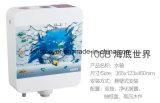 El tanque de agua montado en la pared se dobla fábrica enrasada de Xiamen del botón