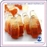 Volle automatische Süßigkeit, welche die Maschinen-Gelee-Süßigkeit herstellt Geräte bildet