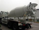 Caminhão do misturador do caminhão pesado de HOWO 6X4