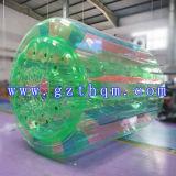子供の膨脹可能なZorbの興味深い球美しく大きくおかしい水PVC材料