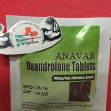 Poudre chaude de stéroïdes de pureté d'Oxandrolon Anavar 99.5% de vitesse de pièce de théâtre de poste