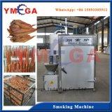 Salsicha elétrica do aço inoxidável de venda direta da fábrica fumada fazendo a máquina