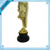 "Nice Heavy Resin 8 ""High Football Statue Trophy Fantasy Football Livraison gratuite"