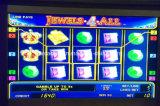 De nieuwe Gokautomaat van het Flipperspel van het Programma van Honderden van de Aankomst van Één Arcade