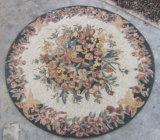 Azulejo de suelo de mosaico, medallón redondo del mosaico del mármol del modelo para el diseño del suelo