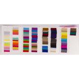97%Cotton/3%Spandex aclaran la tela de estiramiento elástico 60s