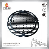 Eisen BBQ-Gitter-Grill-Gitter der Soem-Metallgußteil-Ht250 mit Decklack