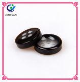 Button Suit Button Qualidade Crianças Botão redondo de resina preta