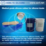 Gomma di silicone del grado medico per i prodotti di salute del piede
