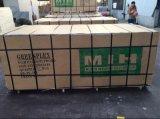 Ebbehouten MDF van het Gezicht van het Blok, kleurt Nr.: 282, Grootte 120X2440mm, Dikte: als Uw Orde, Lijm: E0, het Ebbehouten Document MDF, MDF van het Blok van de Melamine