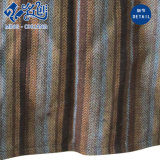 Пальто повелительниц способа Mixcolor тонкое с прямой штриховатостью