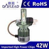 보편적인 H4 고성능 차 LED 헤드라이트