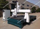 3D 나무로 되는 동상 맷돌로 갈기를 위한 대패를 새기는 전기 CNC