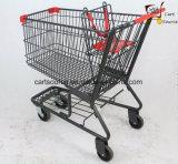 100L America Style Shopping Cart