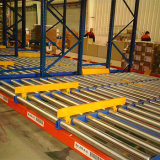 Шкаф силы тяжести для склада текущего расхода паллета