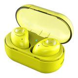 E7 de Draadloze Zaktelefoon Bluetooth 4.2 Stereo van de Sport Hoofdtelefoons Earbuds