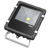 Bridgeluxチップ屋外10W LEDフラッドライト5年の保証