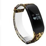 Diepe Waterdichte Bluetooth V4.0 die de Slimme Telefoon van de Cel van het Horloge van de Armband zwemt