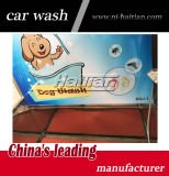 Macchina della lavata dell'animale domestico dei self-service con il sistema di pagamento