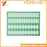 Esteira de tabela feita sob encomenda Non-Toxic do silicone de Colorfu