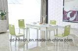 Wohnzimmer-Möbel-fester Marmorspitzenkaffeetisch