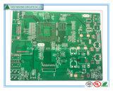 Placa de impedancia diferencial HDI de múltiples capas con oro de inmersión