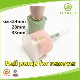 La alta calidad de 33 mm de plástico de la bomba de uñas polaca con 0,6 ml Dosis