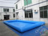 Piscina gonfiabile blu dell'acqua da vendere