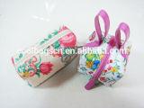 Le produit de beauté de toile met en sac le sac de cordon de mode (KL405)