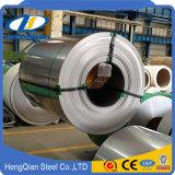 ASTM 409 430 201 304 316L a laminé à froid des bobines d'acier inoxydable pour l'industrie