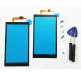 voor het Sap 2 Aq5001 Aq 5001 LCD de vertoning van het Scherm van de Aanraking Digitizer&#160 van het Canvas Micromax;