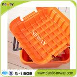 Contenitore di plastica di contenitore di memoria di vendita calda