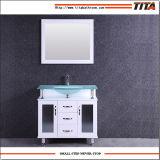 Vaidade superior de vidro clássica T9097-36W do banheiro