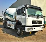 De Kubieke Vrachtwagen van de Concrete Mixer FAW 3-16