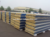 Isolamento térmico PU, EPS Sandwich Panel