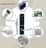 Advanced Hotel Electronic RFID Card Door Lock