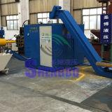 Bloc en aluminium hydraulique de poudre faisant la machine (CE)